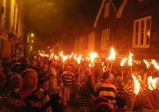 Lewes Fireworks