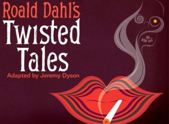 Twisted Tales, Roald Dahl, Tales of the Unexpected