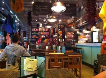 Bill's, Bill's Restaurant