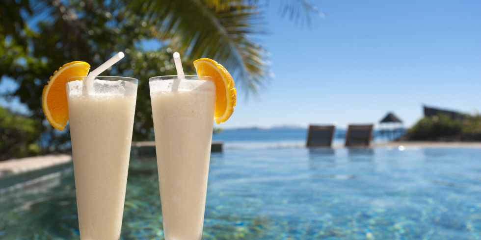 Honeymoon Pina Coladas