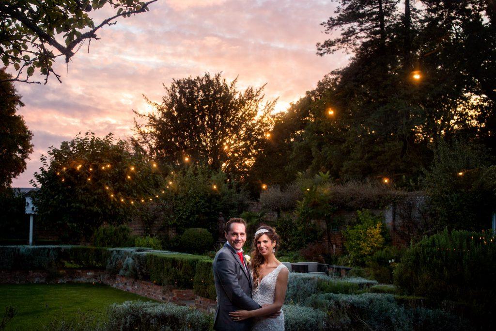 Natalie and Graham at Sunset