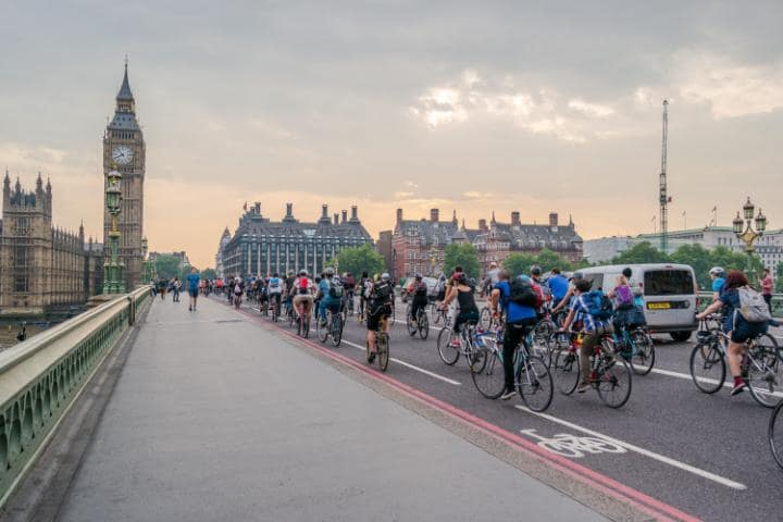 London Cycling