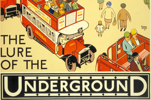 The Lure of the Underground