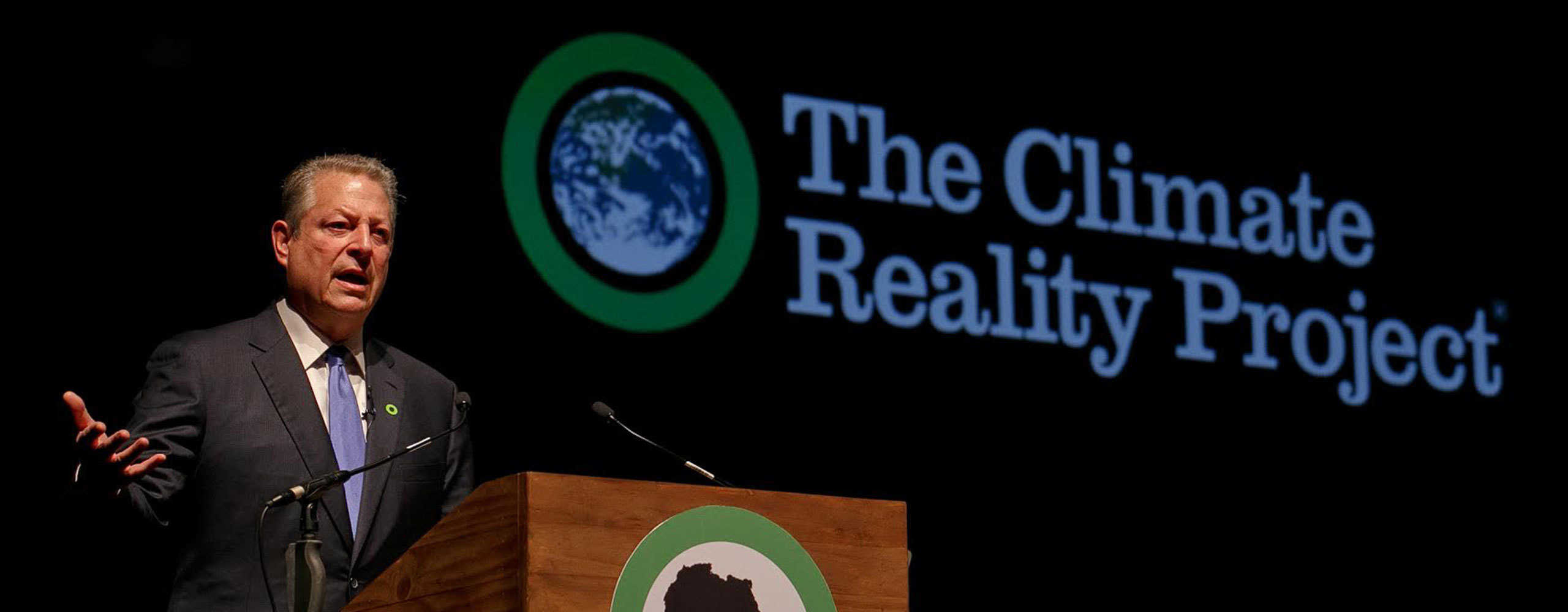 Al Gore Climate Reality Project