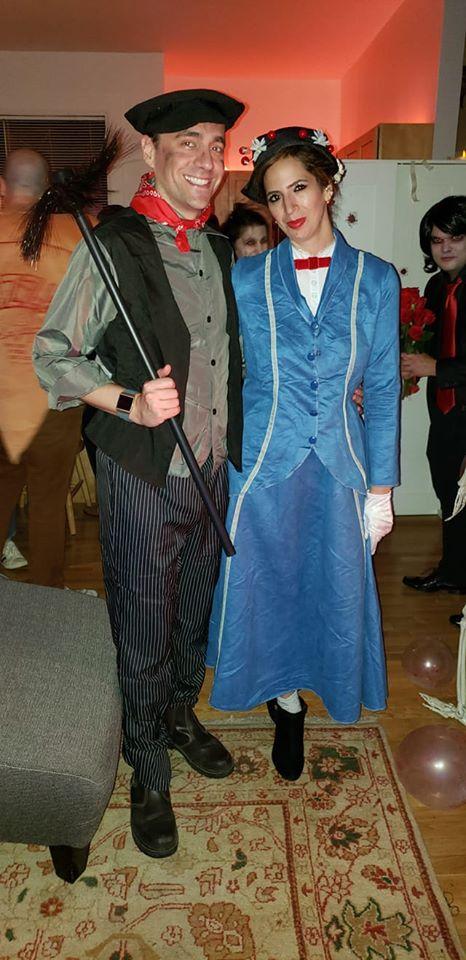 Mary and Bert